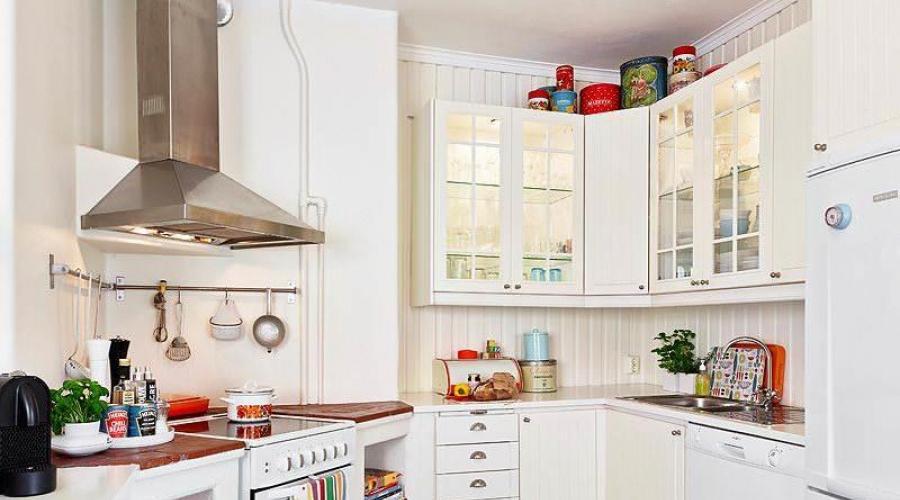 Nápady Pro Uspořádání Malých Kuchyní Interiérový Design