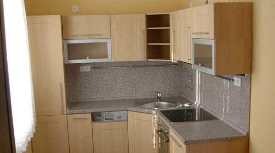 Piccoli mobili da cucina. Idee per la cucina di piccole ...